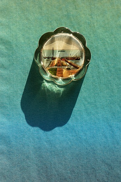Jessica Backhaus Six Degrees of Freedom