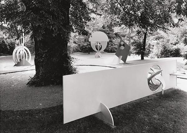 Willi Gutmann Form – Bewegung – Skulptur