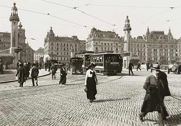 Wien Museum Augenblick!  Straßenfotografie in Wien