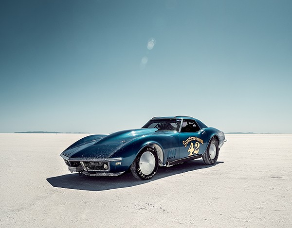 Alexandra Lier The World's Fastest Place  Bonneville Land Speed Racing