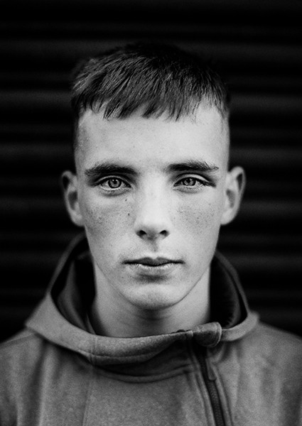 Toby Binder Wee Muckers Youth of Belfast