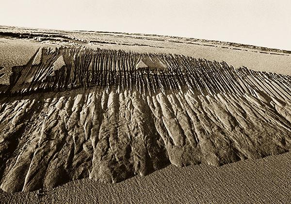 Kazimieras Mizgiris Wind + Sand. Kurische Nehrung