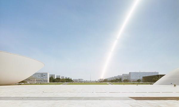 Archiv Utopia Das Brasília-Projekt von Lina Kim und Michael Wesely