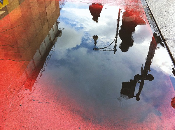 Jessica Backhaus Once, Still and Forever