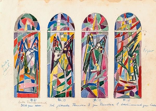 Künstlernachlässe Mannheim Ein Weg nach der eigenen Nase, ein Gehen im eigenen Rhythmus. Will Sohl 1906 – 1969