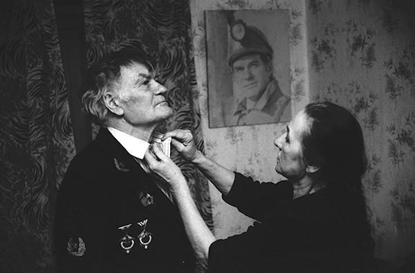 Alexander Chekmenev Donbass