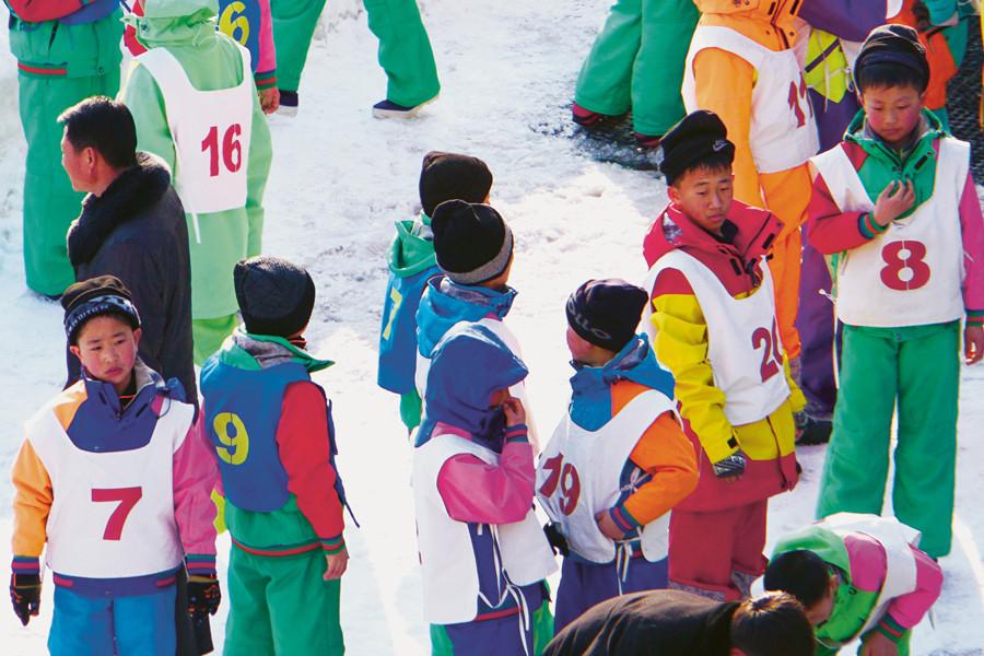 Ulrike Crespo Nordkorea