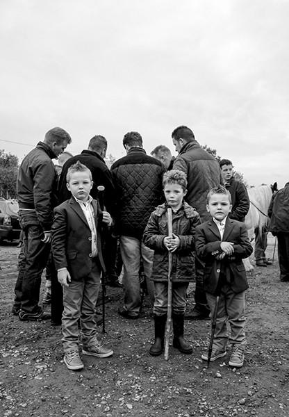 Jamie Johnson Growing Up Travelling The Inside World of Irish Traveller Children