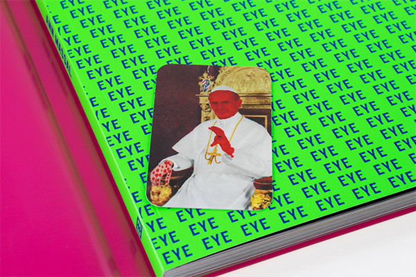 Ann Massal COLLECTOR'S EDITION: The Eye of the Cyclops Motiv »Broccoli« (2018)