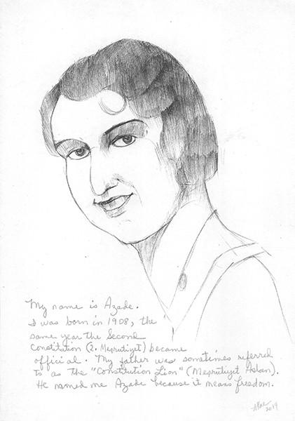 Nancy Atakan Passing on