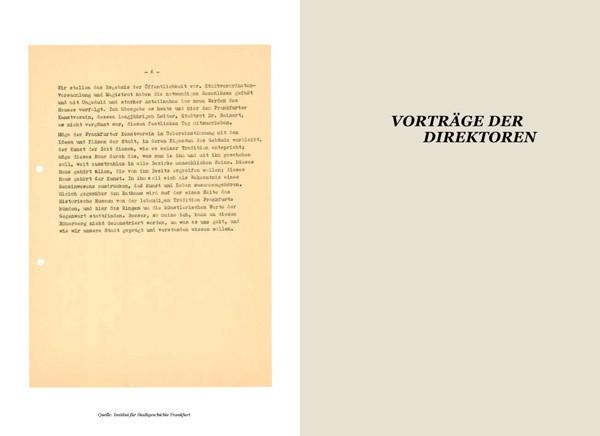 Frankfurter Kunstverein Kunstgeschichten im Steinernen Haus Zum Wandel des Frankfurter Kunstvereins 1962 – 2012