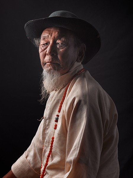 David Zimmerman  One Voice Portraits of the Tibetan Diaspora