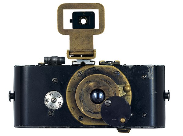 Augen auf!  100 Jahre Leica (Deutsche Ausgabe)