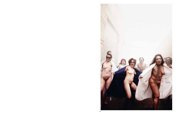 Amazonen Das Brustkrebsprojekt von Uta Melle mit Fotografien von Esther Haase und Jackie Hardt
