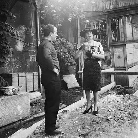 Museum Tinguely Impasse Ronsin - Englische Ausgabe Mord, Liebe und Kunst im Herzen von Paris