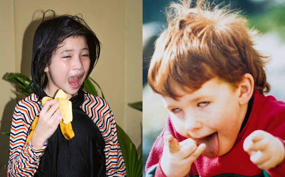 Liza Ambrossio Blood Orange / Naranja de sangre