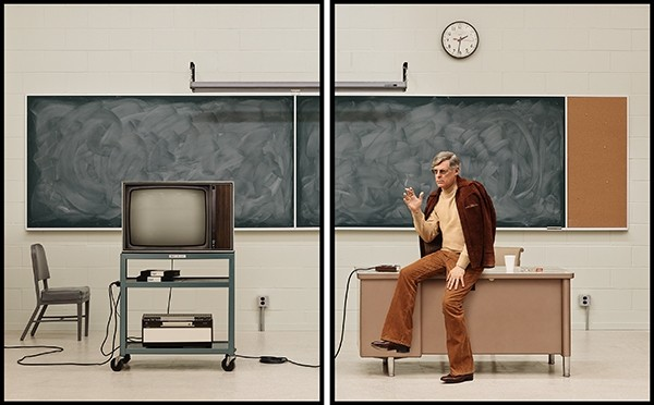 Museum Frieder Burda Rodney Graham – Lightboxes