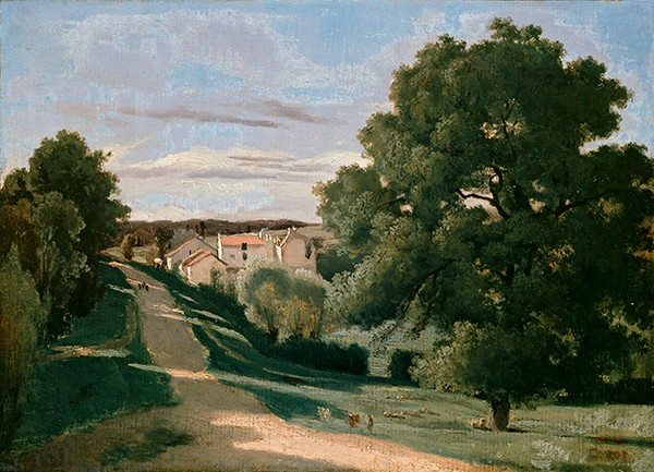 Staatliche Kunsthalle Karlsruhe Camille Corot