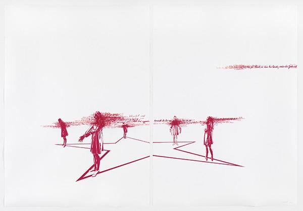 Brigitte Waldach Sturz / Fall