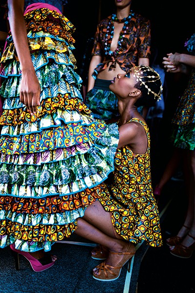 Per-Anders Pettersson African Catwalk