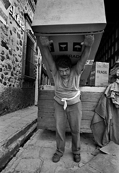Harvey Stein Mexico Between Life and Death