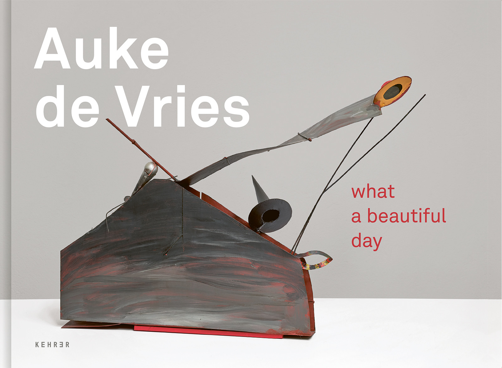 Auke de Vries what a beautiful day