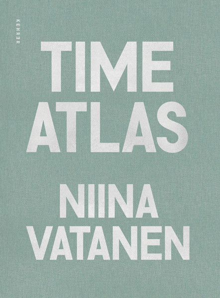Niina Vatanen SIGNED COPY: Time Atlas