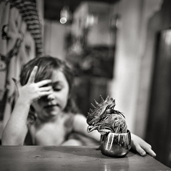 Alain Laboile At the Edge of the World