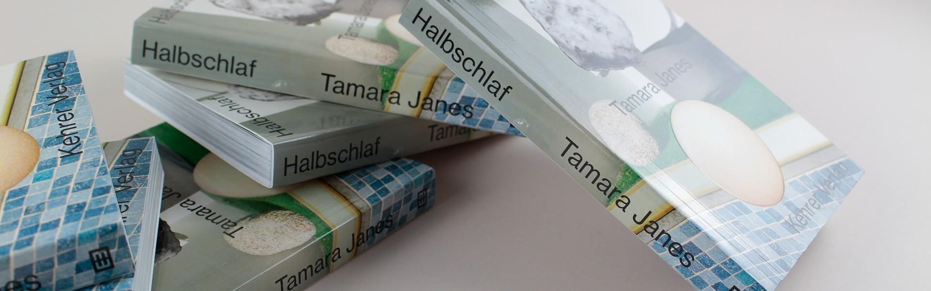 Tamara Janes Halbschlaf