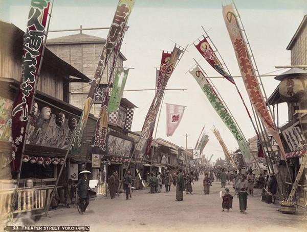 Abenteuer Japanische Fotografie 1860 – 1890