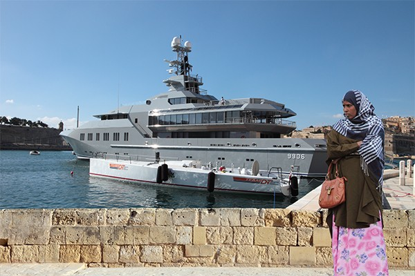 Myriam Thyes Glasgow Styles / Magnify Malta