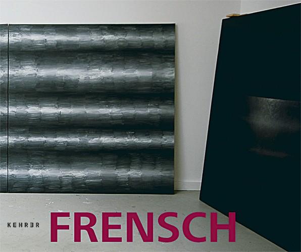 Norbert Frensch  Malerei Schwarz und Grau