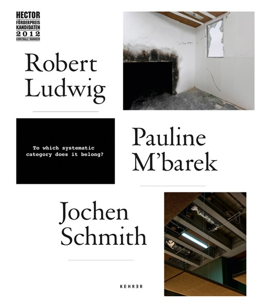 Hector Förderpreis Kandidaten Robert Ludwig, Pauline M'barek, Jochen Schmith