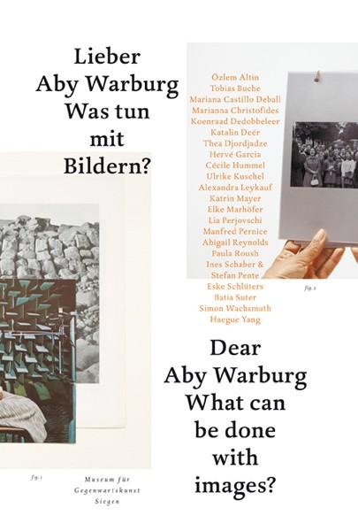 Lieber Aby Warburg, was tun Bildern? Vom Umgang mit fotografischem Material