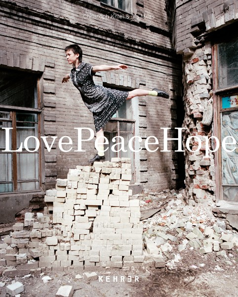 Christoph Kniel und Ilja Mess Love Peace Hope