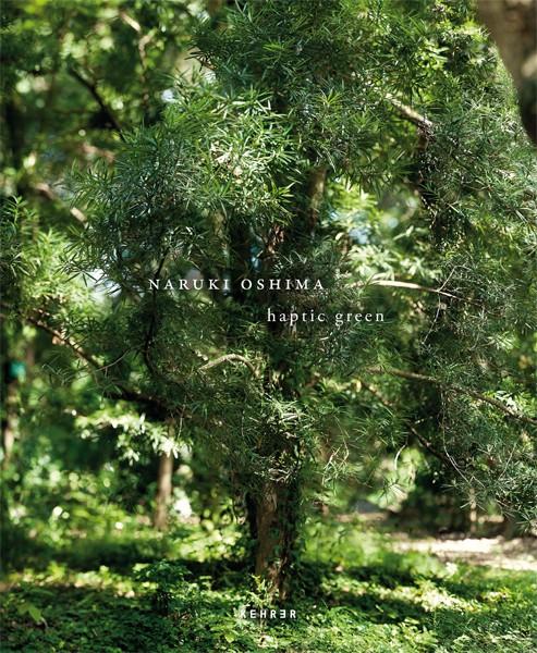 Naruki Oshima SIGNIERT: haptic green