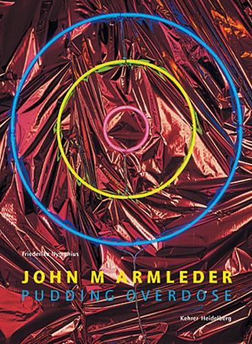 John M Armleder Pudding Overdose