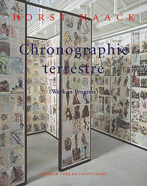 Horst Haack Chronographie terrestre (work in progress)
