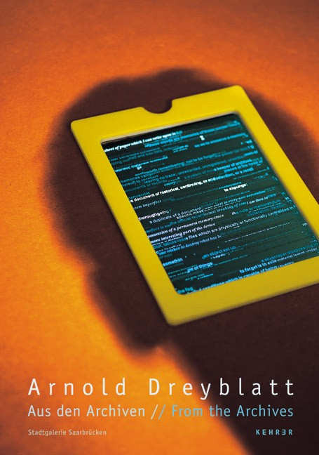 Arnold Dreyblatt Aus den Archiven