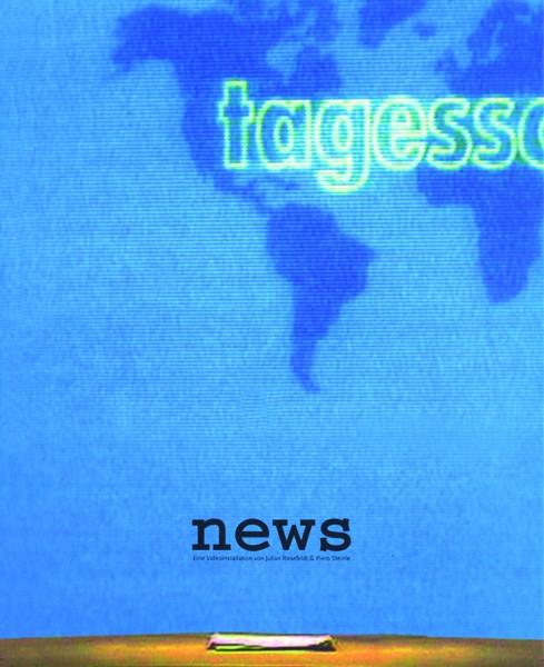 News Videoinstallation von Julian Rosefeldt und Piero Steinle
