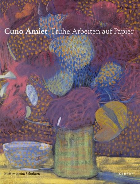 Cuno Amiet Frühe Arbeiten auf Papier