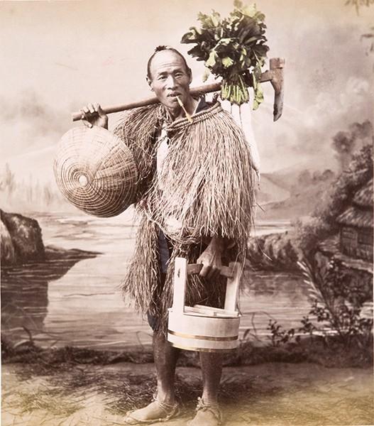 Ins Land der Kirschblüte Japanische Reisefotografie aus dem 19. Jahrhundert