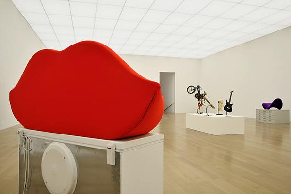 Kunstmuseum Liechtenstein Bertrand Lavier