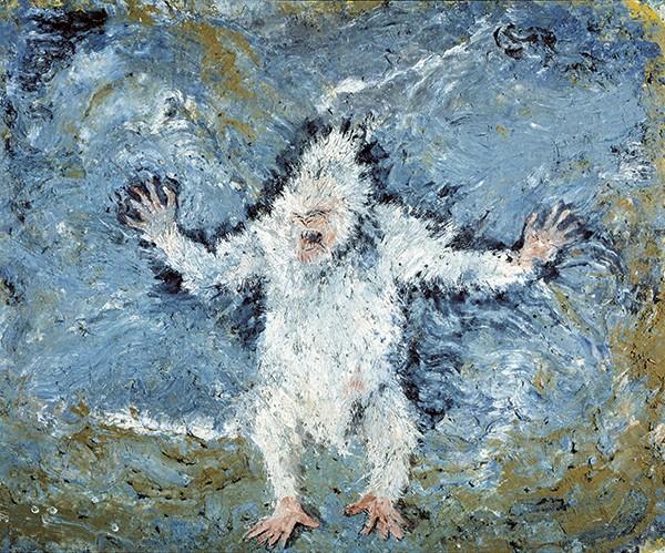 Kunstforum Wien Miquel Barceló
