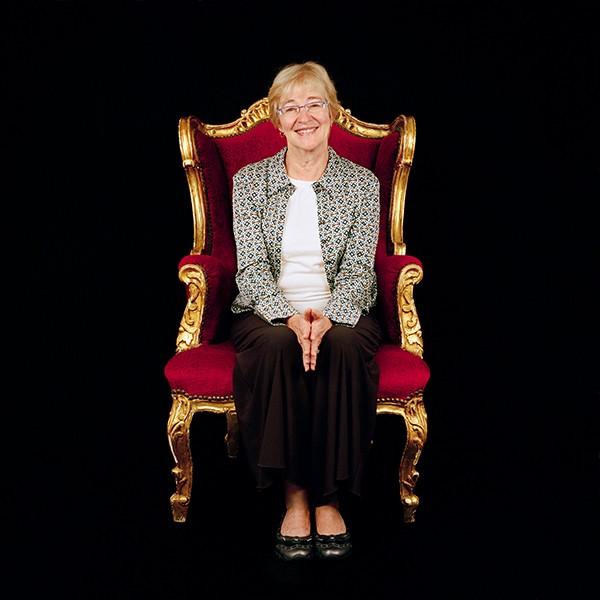 Katharina Mouratidi Bescheidene Helden