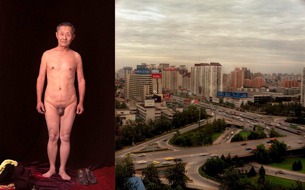 Frank Rothe China Naked