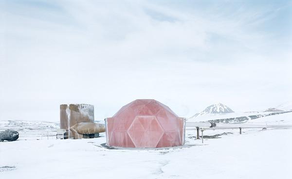 Gregor Sailer The Polar Silk Road