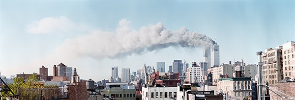 Stéphane Sednaoui SIGNIERT: Search and Rescue at Ground Zero