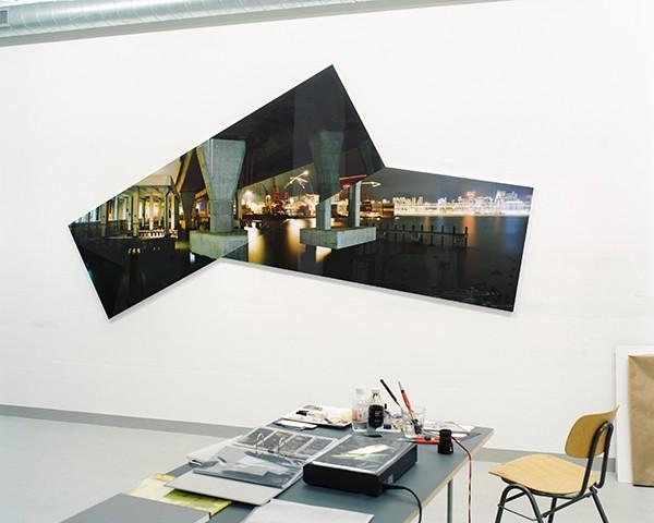 Martin Zeller The Diagonal Mirror