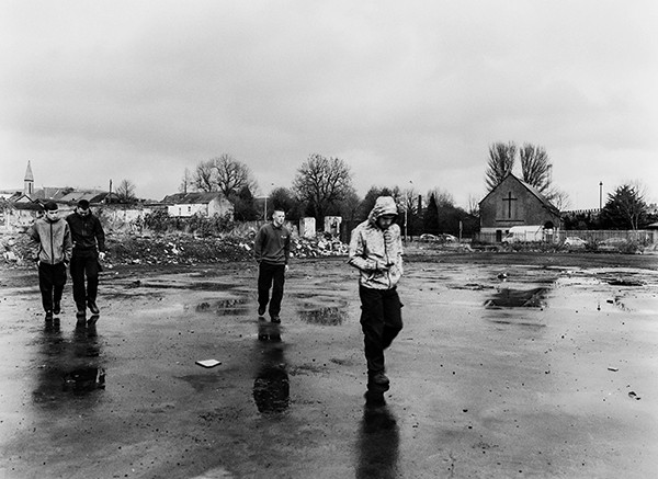 Toby Binder Wee Muckers Youth of Belfast